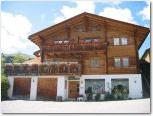 Wohn- und Gesch�ftshaus Salun-Conrad Lumbrein